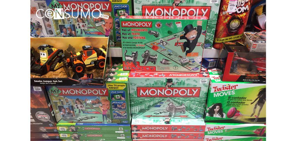 Monopoly Juego De Mesa Hasbro