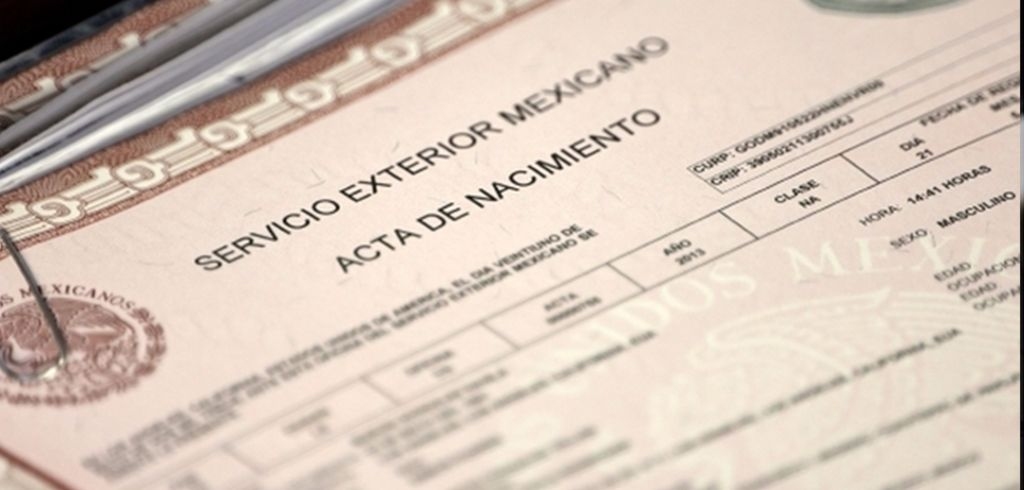 Moderno California Nacimiento Certificado De Copia Colección de ...