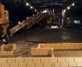 Este robot es capaz de construir una casa en tan sólo dos días