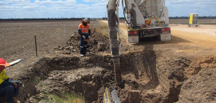 Vacuum Excavator: la aspiradora industrial que succiona tierra