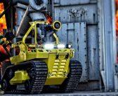 El primer robot bombero del mundo ya es una realidad
