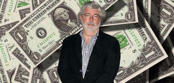 ¿Qué consume George Lucas?