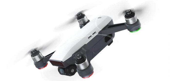 Conoce el nuevo mini dron DJI Spark