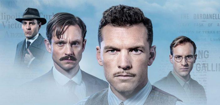 Deadline Galliopoli: La mini serie que estrena TNT