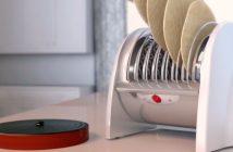 The Nuni Tortilla Toaster, con este gadget, calentar las tortillas en el comal será cosa del pasado