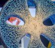 Michelin ha creado una llanta inteligente y biodegradable