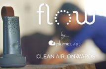 Flow, el primer rastreador de contaminación en el aire