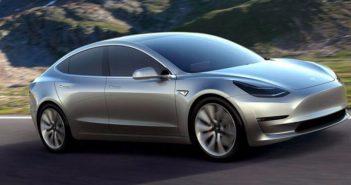 Tesla presenta el Model 3