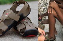 The Shoe That Grows, los zapatos que pueden crecer hasta cinco tallas (ONG)