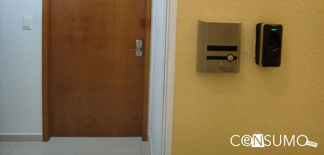 Seguridad en el hogar: puertas